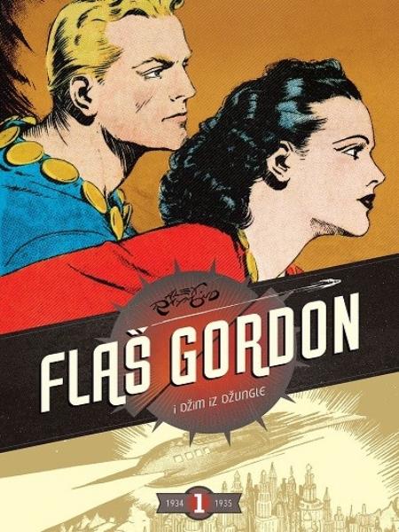 Flaš Gordon & Džim iz  džungle - I tom (1934-1935)