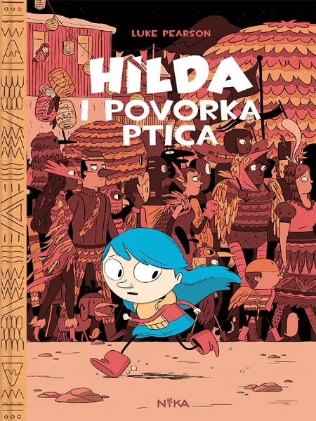 Hilda i povorka ptica