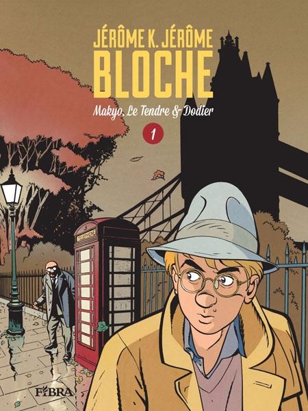 Jérôme K. Jérôme Bloche #1