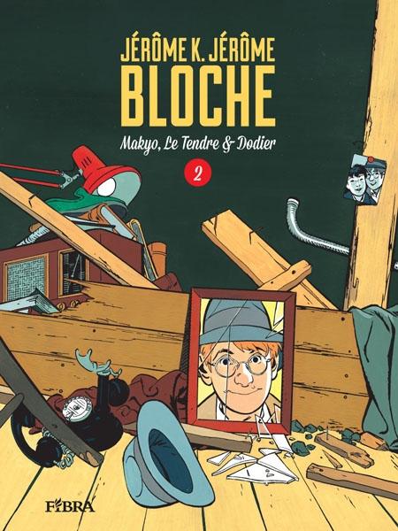 Jérôme K. Jérôme Bloche #2