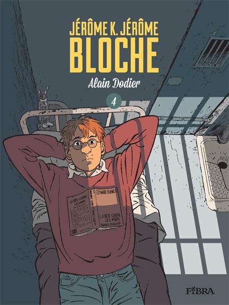 Jérôme K. Jérôme Bloche #4