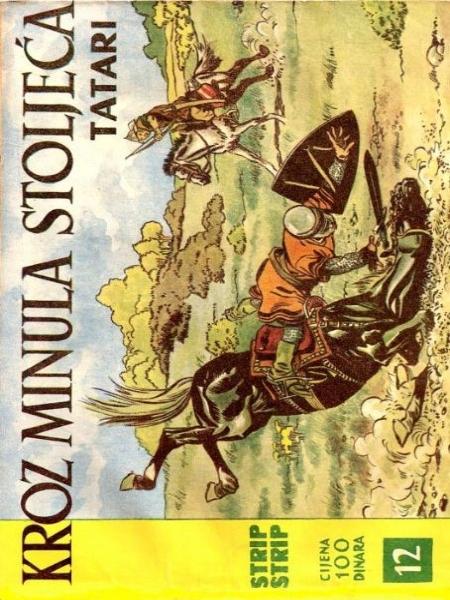 Tatari - Sukob na rijeci Šaju