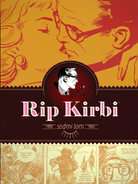 Rip Kirby - VII tom (1958-1960)