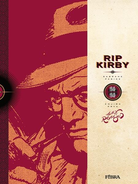 Rip Kirby Sabrane pasice 1946.-1948.
