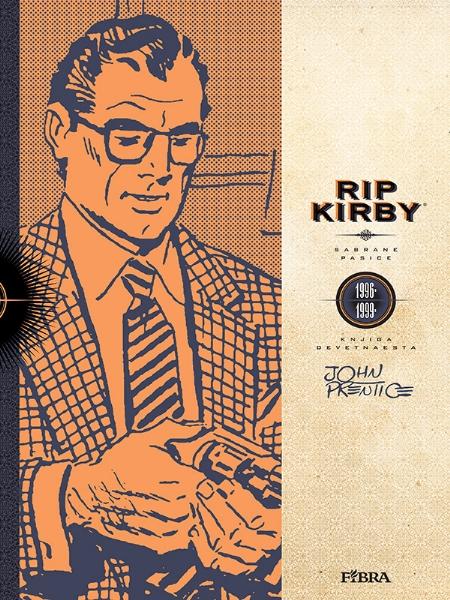 Rip Kirby Sabrane pasice 1996.-1999.