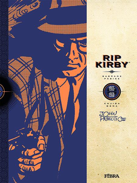 Rip Kirby Sabrane pasice 1965.-1968.