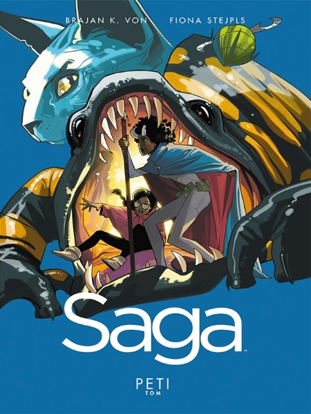 Saga: peti tom