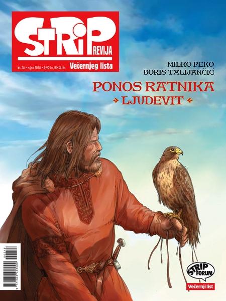 Strip revija #25