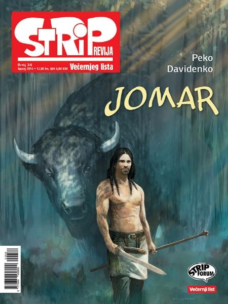 Strip revija #34
