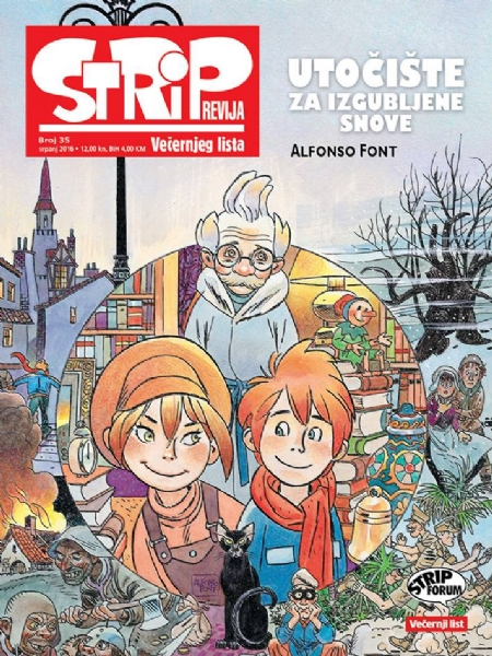 Strip revija #35