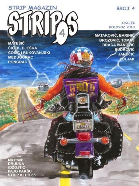 StripOS #4