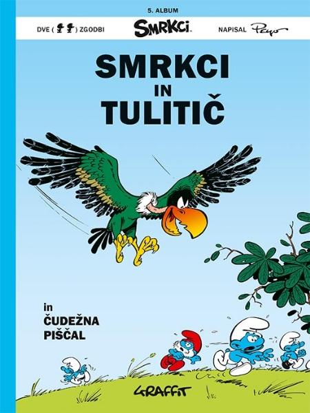 Smrkci in tulitič - Čudežna piščal