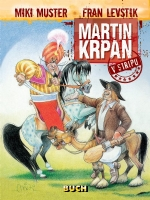 Martin Krpan v stripu