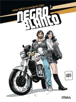 Negro Blanco #5