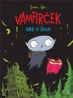 Vampirček gre v šolo
