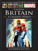 Captain Britain A crooked world