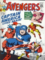 Captain America Joins... The Avengers!