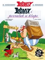Asterix i povratak u klupe