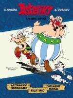 Asteriks kod Šećerlemade - Ruža i mač - Obeliksove nevolje