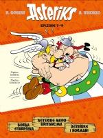 Borba starešina - Asteriks među Britancima - Asteriks i Normani
