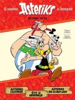 Asteriks legionar - Štit iz Arvernije - Asteriks na olimpijadi