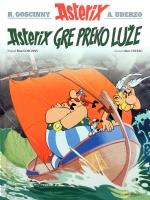 Asterix gre preko luže