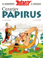 Cezarjev papirus