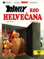 Asterix kod Helvećana