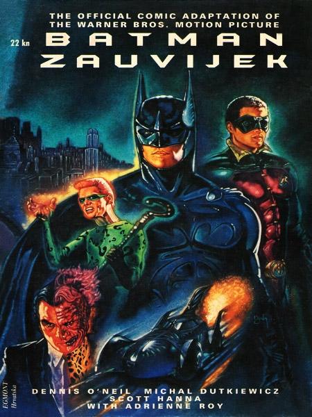 Batman zauvijek