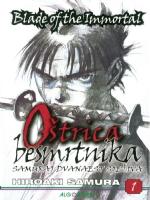 Samuraj dvanaest sječiva