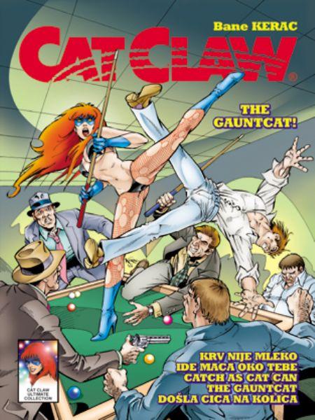 The gauntcat!