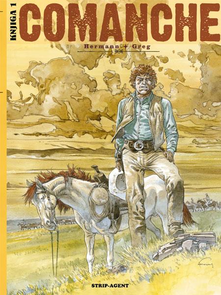 Comanche - knjiga 1