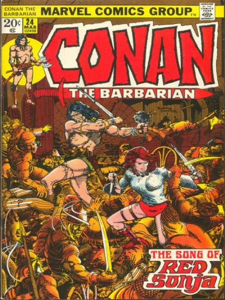 The Song of Red Sonja