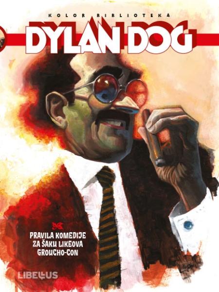 Pravila komedije - Za šaku likeova - Groucho-con
