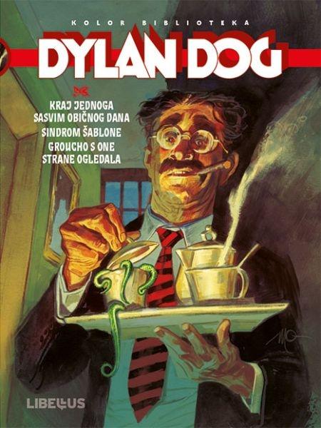 Kraj jednoga sasvim običnog dana - Sindrom šablone - Groucho s one strane ogledala