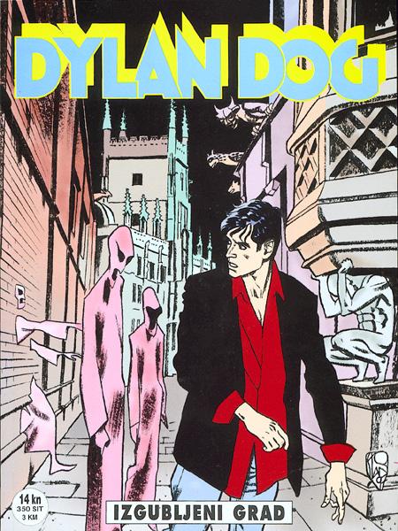 Izgubljeni grad - Dylan Dog - www.stripovi.com - Prozor u svijet stripa