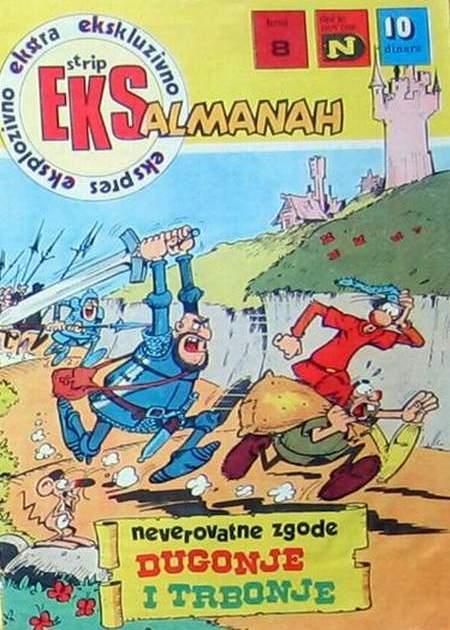 eks almanah