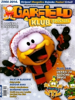 Garfield klub specijal zima 2014.