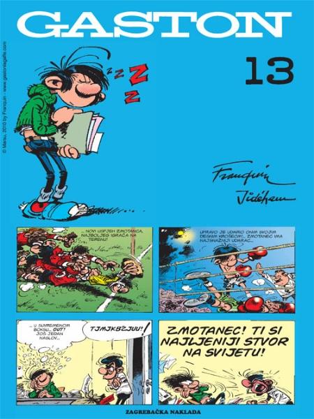 Gaston #13