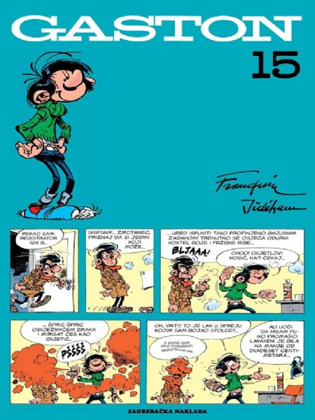 Gaston #15