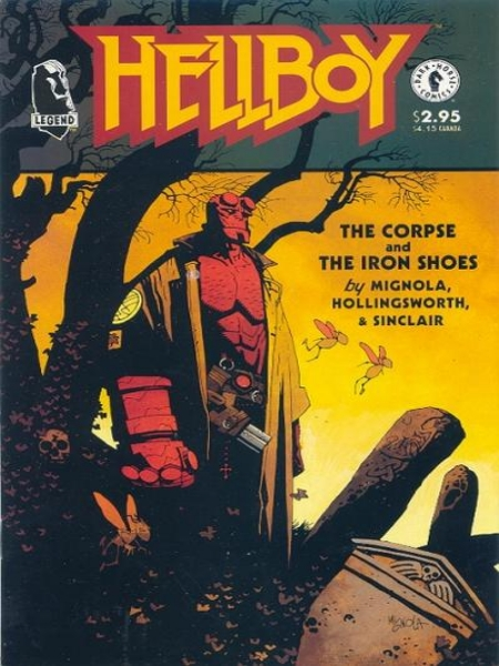 The Corpse and The Iron Shoes