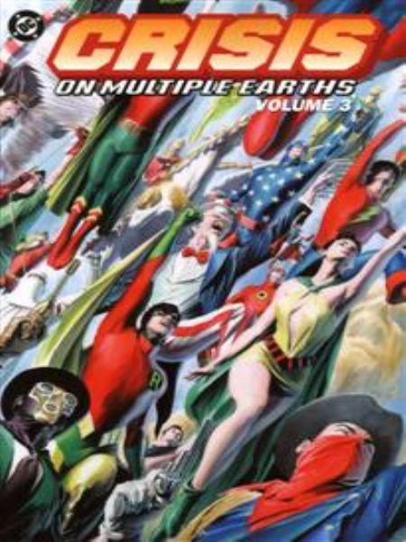 Crisis on Multiple Earths Vol. 3