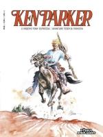 U vrijeme Pony Expressa - Avanture Teddyja Parkera