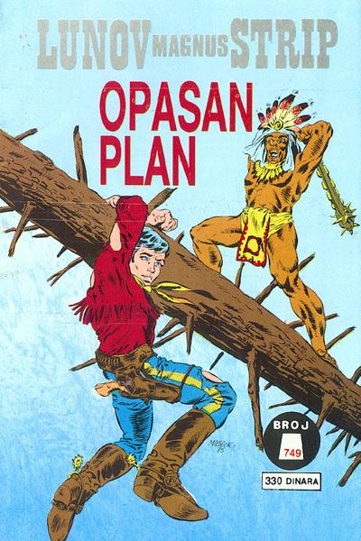 Opasan plan