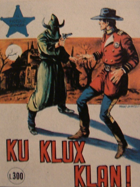 Ku Klux Klan!