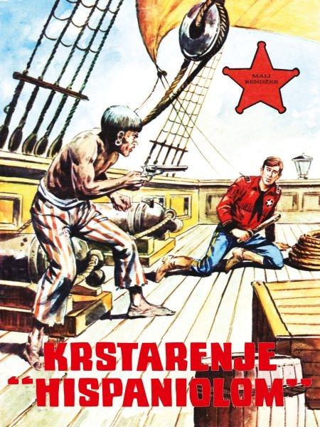 """Krstarenje """"Hispaniolom"""""""