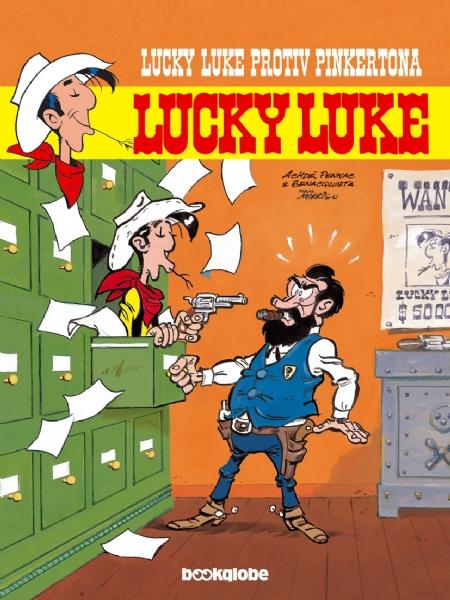Lucky Luke protiv Pinkertona