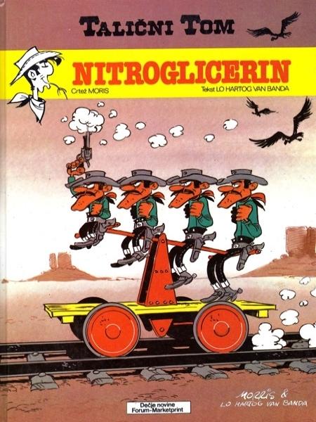 Nitroglicerin