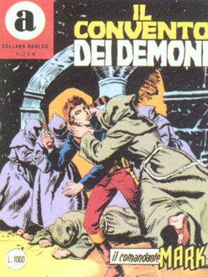Il convento dei demoni