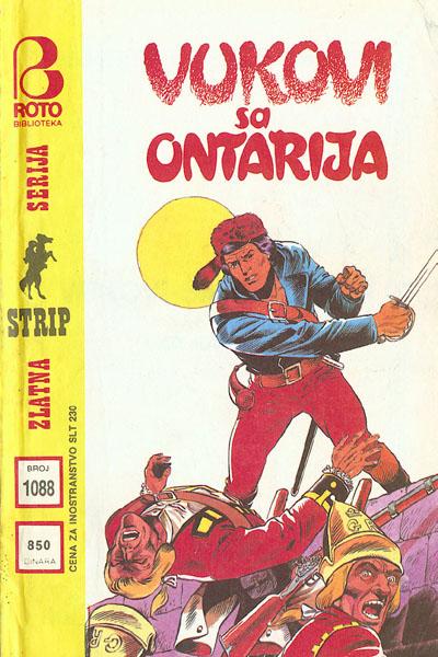Vukovi sa Ontarija